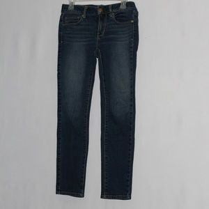 #011  AMERICAN EAGLE OUTFITTERS WOMEN JEANS